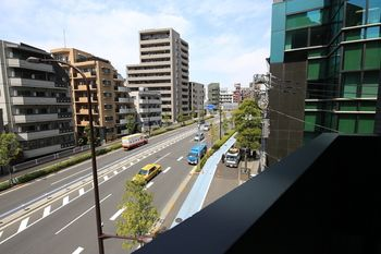View from Hotel