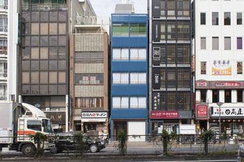 四谷三丁目飯店 Yotsuya Sanchome