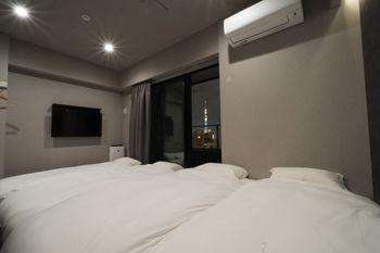 東京淺草橋格子飯店及青年旅舍 GRIDS TOKYO ASAKUSA-BASHI HOTEL&HOSTEL