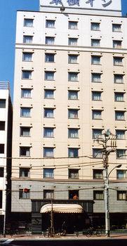 後樂園文京區大廳前東橫 INN Toyoko Inn Tokyo Korakuen Bunkyokuyakusho Mae