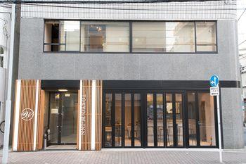 東京淺草 W 飯店 - 青年旅舍 TOKYO-W-INN Asakusa - Hostel
