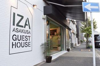 IZA 淺草民宿 IZA Asakusa Guest House