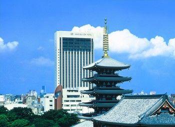 淺草豪景飯店 Asakusa View Hotel