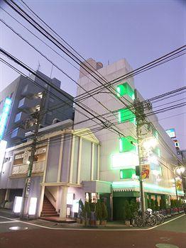 新宿 510 膠囊飯店 Capsule Hotel Shinjuku 510