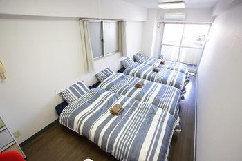根津城堡公寓飯店 Castle Apartment Nezu