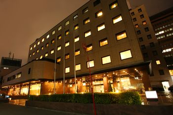 米耶公園東京飯店 Hotel Mielparque Tokyo