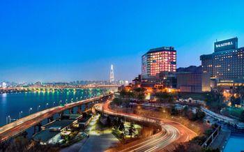首爾華克山莊大飯店 Grand Walkerhill Seoul