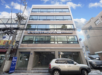 首爾市 K 旅館 K-Guesthouse Seoul City