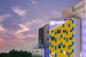 新村站和梨大站 H 大道飯店 H Avenue Hotel Idae Shinchon