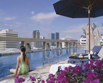 新加坡盛捷明古連服務公寓 Somerset Bencoolen Singapore