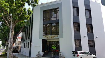 新加坡武吉士昇達飯店 Santa Grand Hotel Bugis