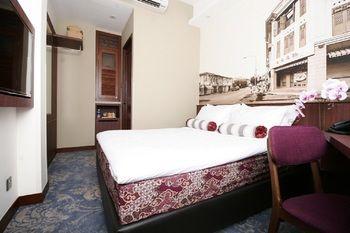 阿奎恩遺產如切飯店 Aqueen Heritage Hotel Joo Chiat