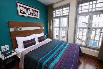 恭錫飯店 The Keong Saik Hotel