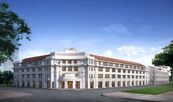 新加坡政府大廈帕提納飯店 The Patina, Capitol Singapore