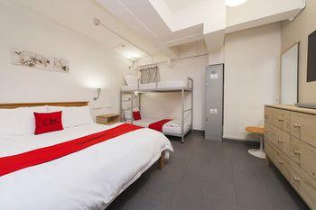 小印度地鐵站附近瑞德多茲青年旅舍 RedDoorz Hostel near Little India MRT