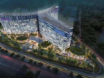 新加坡史蒂文生諾富特飯店 Novotel Singapore on Stevens
