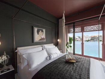 阿姆丹恩曼谷河畔飯店 Amdaeng Bangkok Riverside Hotel