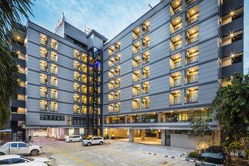 曼谷華馬利沃特爾飯店 Livotel Hotel Hua Mak Bangkok