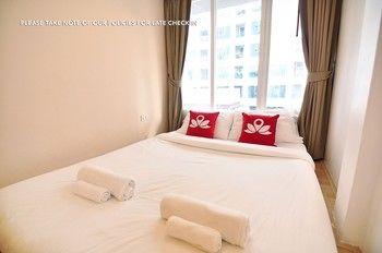 阿速碼頭禪房飯店 ZEN Rooms Asoke Pier