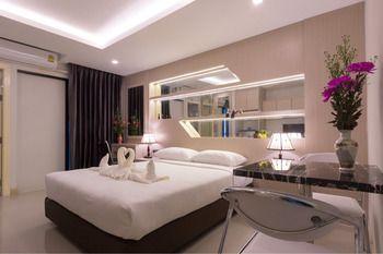 曼谷廊曼機場當作自己家飯店 B your home Hotel Donmueang Airport Bangkok