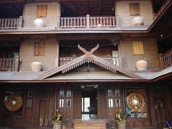真實暹邏郎南飯店 True Siam Rangnam Hotel