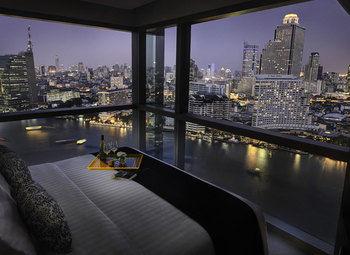 曼谷克拉普松河住宅飯店 Klapsons The River Residences Bangkok