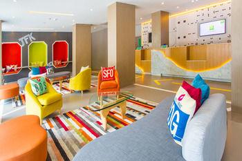 曼谷素坤逸 50 巷宜必思尚品飯店 ibis Styles Bangkok Sukhumvit 50