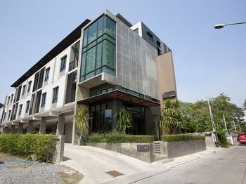 普魯布普拉曼卡皮 591 號尼達飯店 NIDA Rooms Plubpla Bangkapi 591