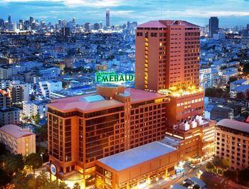 祖母綠飯店 The Emerald Hotel