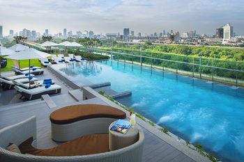 曼谷瑪卡薩美居飯店 Mercure Bangkok Makkasan