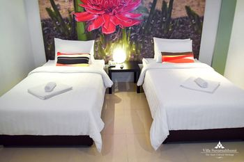 蘇凡納布別墅飯店 Siam Villa Suites Suvarnabhumi