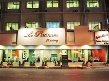 瑪哈實旅館 Le Platinum Residency