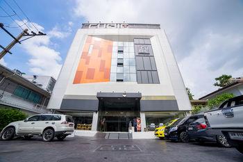 曼谷水門立方酒店 Cubic Pratunam
