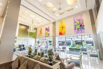 水門城市旅館 Pratunam City Inn