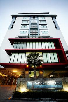 拉差達鑽石住宅飯店 Diamond Residence Ratchada Hotel