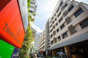 三一席隆飯店 Trinity Silom Hotel
