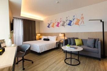 輝盛閣曼谷摩德納飯店 Modena by Fraser Bangkok