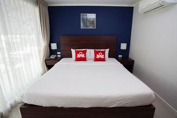 席隆 17 巷禪房飯店 ZEN Rooms Silom Soi 17