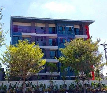 蘭實伍德拉夫公寓 Woodroof Residence Rangsit