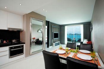 芭達雅阿瑪瑞公寓飯店 Amari Residences Pattaya