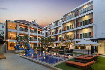 芭達雅 FX 飯店 FX Hotel Pattaya