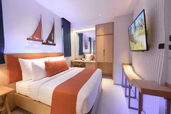 深藍 Z10 芭達雅飯店 Deep Blue Z10 Pattaya