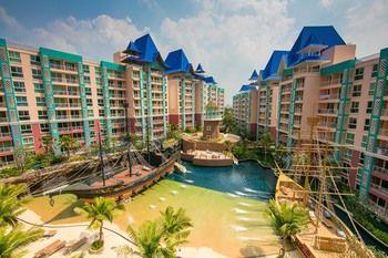 納林通大加勒比海公寓飯店 Grande Caribbean Condotel by Narintorn
