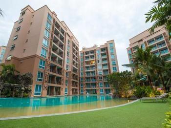 EVT 亞特蘭提斯喬木提恩公寓式客房渡假村 Atlantis Condo Resort Jomtien by EVT