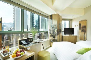 灣仔旭逸雅捷酒店 Hotel Ease Access Wan Chai