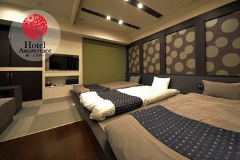 亞曼特拉瑟飯店 Hotel Amaterrace