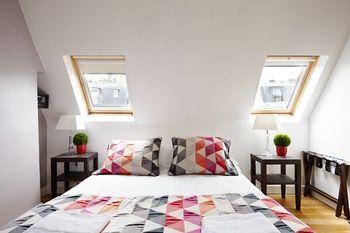 羅浮宮瑪萊公寓飯店 Apartments du Louvre - Le Marais