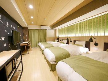 心齋橋千元公寓奧基尼飯店 OOKINI HOTELS Shinsaibashi Sennencho Apartment
