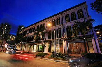 新加坡六善飯店 Six Senses Duxton Singapore